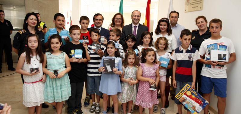 de los dibujos y trabajos sobre Educación Vial   Noticias de #Almeria