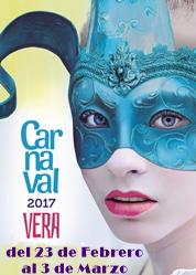 cartel carnaval vera